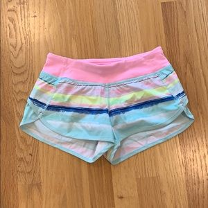 super cute light ivivva shorts